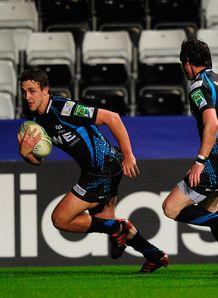 Ospreys crush Treviso