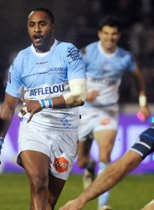 Bayonne s winger Joe Rokocoko