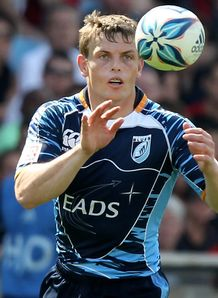Ben Blair Cardiff Blues 2010