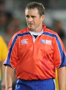 Bryce Lawrence RWC 2011