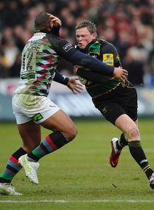 Chris Ashton Northampton v Quins 2011
