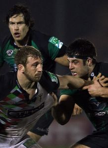 Chris Robshaw Harlequins v Connacht 2012