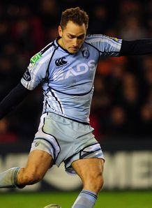Dan Parks Cardiff Blues 2011