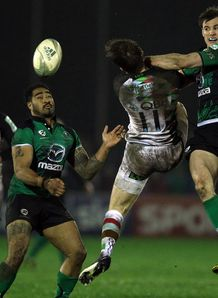 Fetu u Vainikolo Connacht v Harlequins 2012