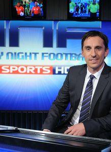 Gary Neville Monday Night Football 04 2697885 Video. Gary Neville analyses Arsenal 7 – Newcastle 3 & Theo Walcott
