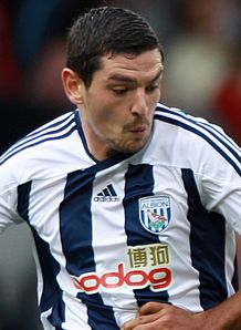 Picture of Graham Dorrans