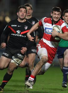 Jonny May Gloucester toulouse 2012 hec