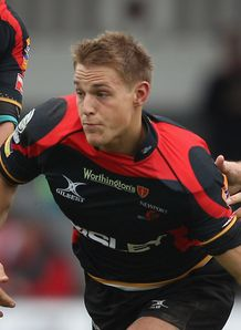 Lewis Robling Dragons 2011