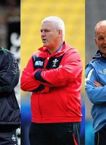 Lions coach candidates