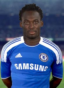 Picture of Michael Essien