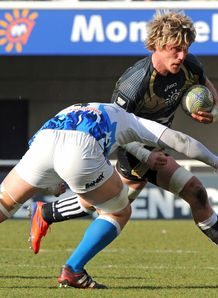 Montpellier s Remy Martin v Bath