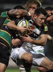Northampton v Harlequins Danny Care