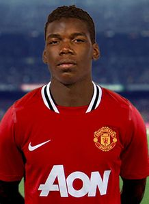 Picture of Paul Pogba