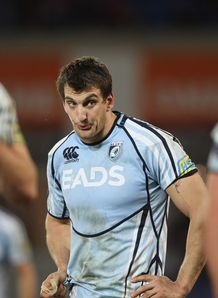 Sam Warburton Cardiff blues 2011