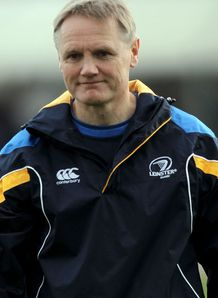 SKY_MOBILE Joe Schmidt - Leinster