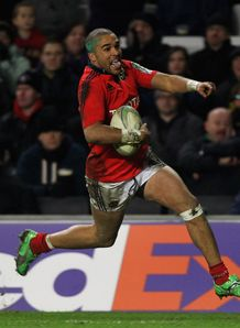 Zebo stars for Munster
