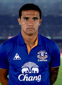 Picture of Tim Cahill