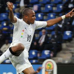 Ayew: Big-name absentee