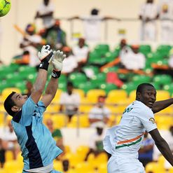 Maazou (R): Crucial to Niger&#39;s hopes