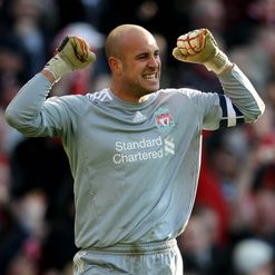 Reina: Back in contention