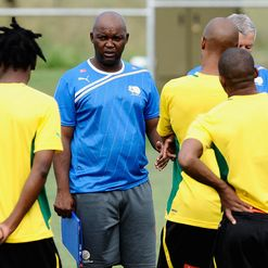Pitso&#39;s Bafana days: Negative body language?