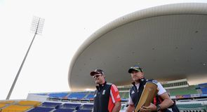 Space to improve: Strauss and Flower walk out to the middle in Abu Dhabi