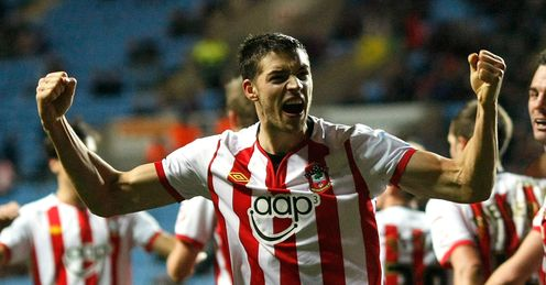 Southampton: flying high in the Championship