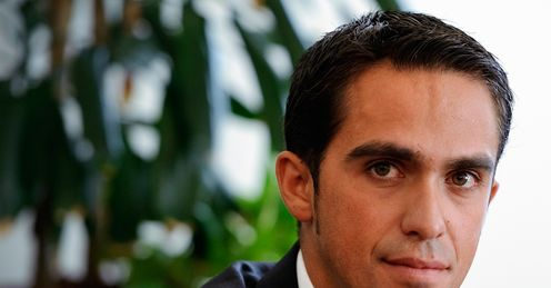 Contador: handed a two-year ban and stripped of his 2010 Tour de France victory