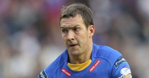 Danny McGuire Leeds 2010