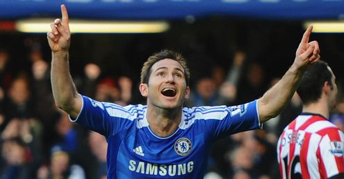 Lampard: can break more than one goalscoring record this season