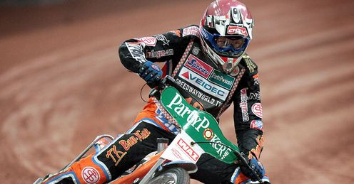 Peter Karlsson will be a key rider for Lakeside