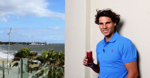 Refreshed: Nadal says his shoulder is now fine, ahead of the Australian Open