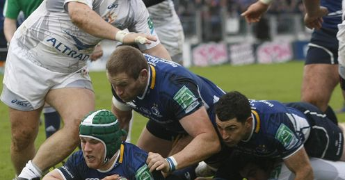 Leinster look like the team to beat
