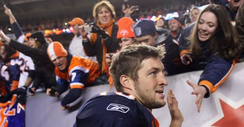 Tebow: another match-winning performance