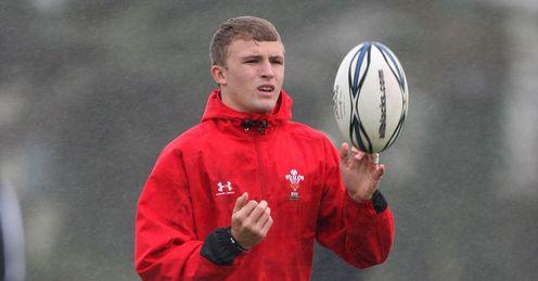 Tom Prydie Wales 2010