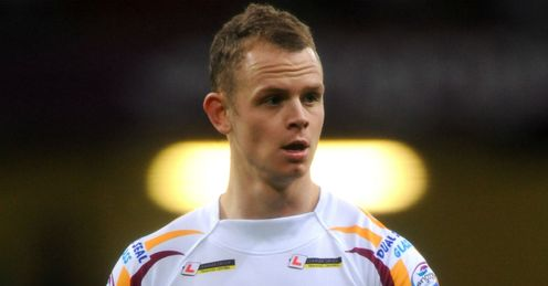 Kevin Brown Huddersfield Giants 2011 Magic Weekend
