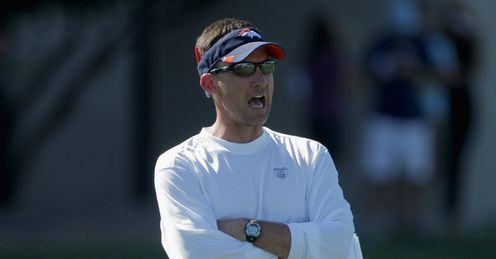 Dennis Allen's Oakland Raiders have come out worse in the draft, says Alex