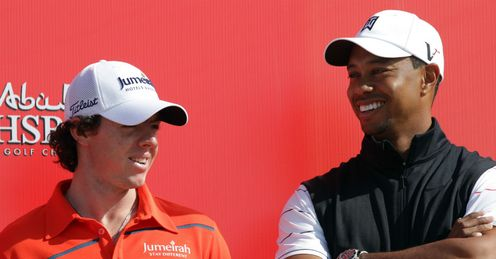 Woods: can take on McIlroy for years to come