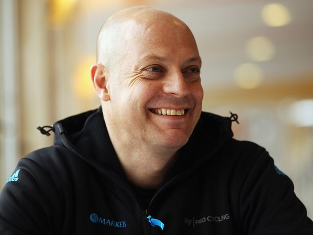 Brailsford: 'Exceptionally exciting challenge'