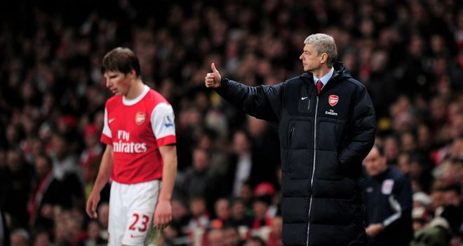 Wenger & Arshavin sing a Fairytale of North London [Arsenal spoof song by Gunnerblog & Arseblog]