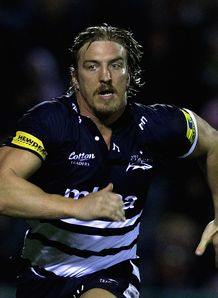 Andy Powell sale sharks hom strip