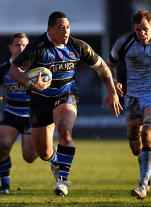 Anthony Perenise Bath Newcastle 2012