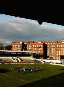 Cardiff Arms Park view