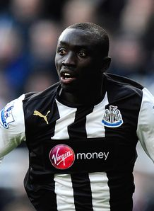 Picture of Papiss Cisse