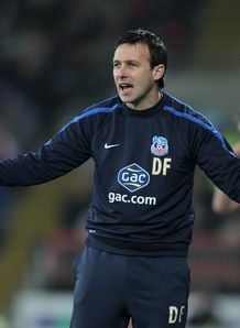 Dougie Freedman admitted Crystal Palace had paid the price for Dean Moxey's red card against Millwall
