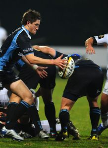 Henry Pyrgos for Glasgow Warriors