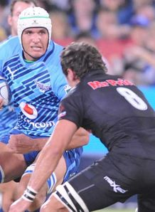 Juandre kruger Bulls Sharks SR 2012