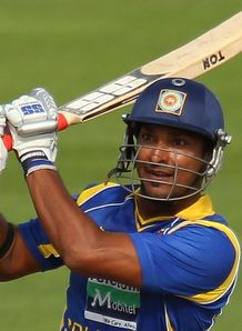 Wisden double for Sangakkara