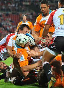 WP Nel Cheetahs v Lions 2012