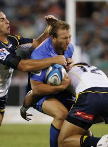 James Stannard brumbies v force